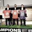 Arsenal, Inter y PSG, rivales del Atleti en la International Champions Cup
