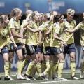 Suécia goleia Tailândia e avança às oitavas da Copa do Mundo