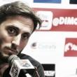 """Luis Zubeldía: """"Estamos ante un partido importante para nosotros y la gente"""""""