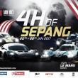 Última etapa do Asian Le Mans Series vai contar com 28 carros em Sepang