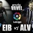 Eibar - Deportivo Alavés: primer derbi en la élite