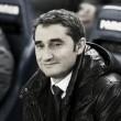 """Ernesto Valverde: """"Con jugadores como Busquets, todo es más fácil"""""""