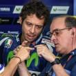 """Malesia, Rossi&C contro l'asfalto: """"Metà asciutto, metà bagnato"""""""