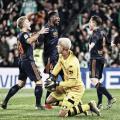 Valencia marca no fim e arranca empate com Betis nas semis da Copa do Rei