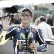 """Valentino Rossi: """"Lo único que me interesa es hacer buenas carreras"""""""