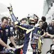 """Valentino Rossi: """"Ganar la carrera siempre es difícil"""""""