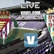 Resultado Real Valladolid - Córdoba CF en Segunda 2015 (2-0)