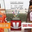 Resultado César Vallejo vs Sao Paulo en Pre-Libertadores 2016 (1-1)