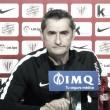 """Valverde: """"Cuando club y entrenador creamos conveniente hablar, se enterará todo el mundo"""""""