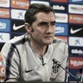 "Valverde: ""Lo que tenga que ser, será"""