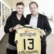 Após sete anos e quatro países diferentes, atacante holandês Van Wolfswinkel retorna ao Vitesse