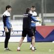 Los guardametas del Deportivo, Fabricio y Lux, reciben el alta
