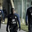 Raphaël Varane y N'Golo Kanté vuelven a los entrenamientos