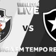 Vasco x Botafogo AO VIVO na semifinal do Campeonato Carioca (0-0)