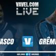 Jogo Vasco x Grêmio AO VIVO online pelo Campeonato Brasileiro 2018 (0-0)