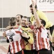 Balonmano Aragón vuelve a perder por la mínima