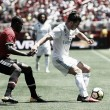 United vence Real Madrid nos pênaltis e segue invicto na Champions Cup