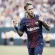 Segundo jornal espanhol, Messi e Suárez tentaram convencer Neymar a ficar no Barcelona