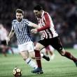 Em jogo morno, Athletic Bilbao e Real Sociedad ficam no empate sem gols
