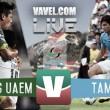 Potros UAEM vs Tampico Madero en vivo online en Ascenso MX 2016 (0-0)