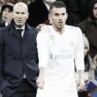 "Zidane se 'desculpa' com Ceballos após episódio contra Leganés: ""Me senti muito mal"""