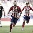 Atlético de Madrid bate Sevilla em duelo direto e segue 100% no novo estádio