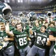 MHSAA Division 5 State Championship: Grand Rapids West Catholic Fends Off Late Run By River Rouge