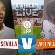Jogo Sevilla x Valencia ao vivo online no Campeonato Espanhol 2015/16