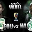 Previa Equidad - Atlético Nacional: Los 'verdes' quieren 'asegurar' la victoria