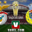 Benfica vs Arouca, Taça da Liga en vivo y directo online