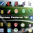 """Torneo Federal """"A"""": Partidos, días y horarios"""