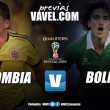 Colombia vs. Bolivia: tres puntos para estar más cerca de Rusia 2018