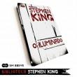 O Iluminado é confirmado como terceiro livro da Biblioteca Stephen King