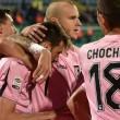 Struna tiene in vita il Palermo: 2-2 al Barbera contro l'Atalanta