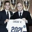 """Feliz e de contrato renovado, Lucas Vázquez afirma: """"Espero seguir melhorando cada dia"""""""