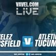 Goles partido Vélez Sarsfield vs Atlético Tucumán por la Superliga Argentina 2017 (2-0)