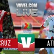 Veracruz vs Atlas en vivo y online en Liga MX 2017