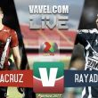 Veracruz vs Rayados Monterrey en vivo y en directo online en Liga MX 2015 (0-0)