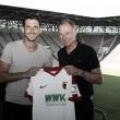 FC Augsburg verpflichtet Kacar