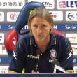 """Crotone, Nicola in conferenza stampa: """"I giocatori adesso sono tutti pronti per essere utilizzati"""""""