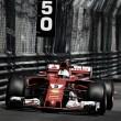 Vettel gana en Mónaco con Sainz 6º y un puñado de abandonos