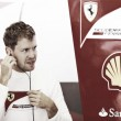 """Vettel: """"El coche me ha dado buenas sensaciones"""""""