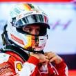 F1, Rotto il mozzo sulla Ferrari di Vettel