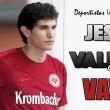 """Entrevista. Jesús Vallejo: """"Mis ídolos son Rafael Nadal y Fernando Alonso"""""""