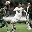 Sporting CP (0) 0-0 (2) VfL Wolfsburg: Wolves progress past wasteful hosts