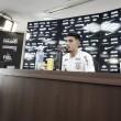 """Apresentado no Corinthians, Douglas deixa para trás histórico de lesões:"""" Estou 200%"""""""