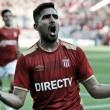 Lucas Viatri se lesionó y es duda para el sábado