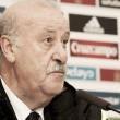 """Vicente del Bosque: """"Si llegamos a semifinales ya estaría contento"""""""