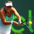 WTA - Miami: Radwanska, Williams e Kerber sul Centrale, fari su Azarenka - Muguruza