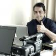 FlamengohomenageiaVictorino Chermont com nome em sala de imprensa no Ninho do Urubu